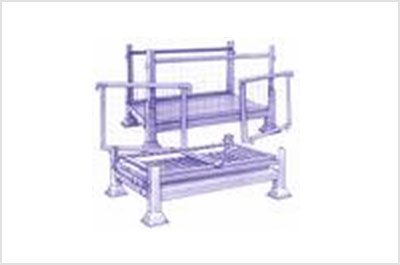 Box / Cage Pallets