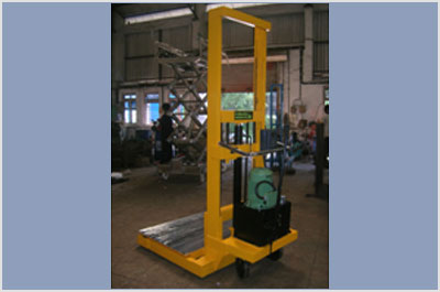 Manual Mechanical Stacker
