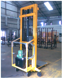 Electro-Hydraulic Stacker