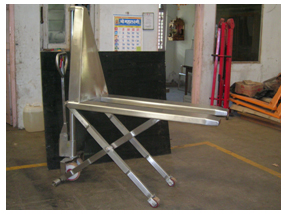 High Lift Hydraulic Pallet Truck